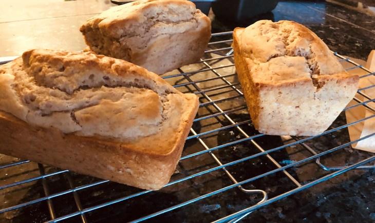 PB Bread with alum