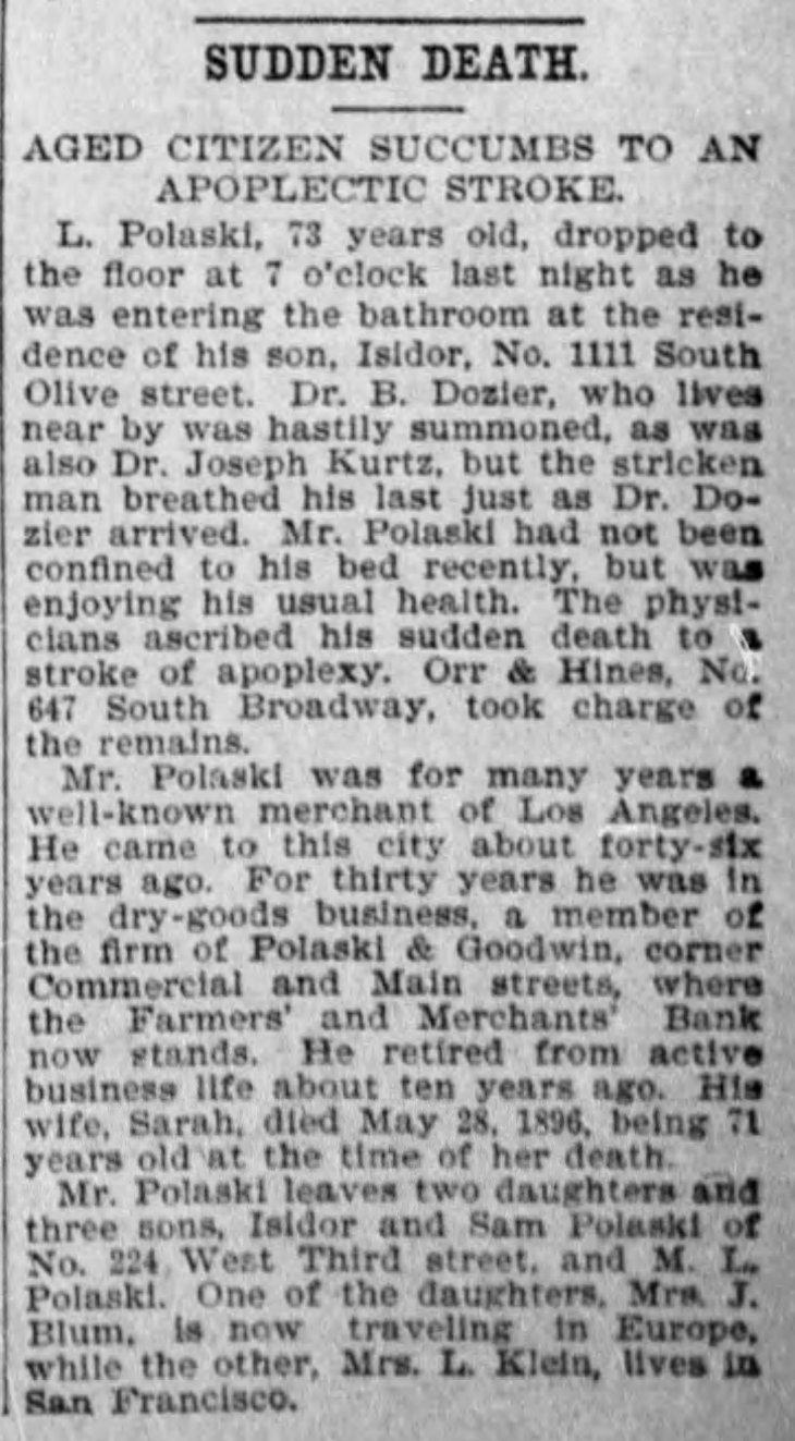Polaski obit The_Los_Angeles_Times_Tue__Mar_20__1900_