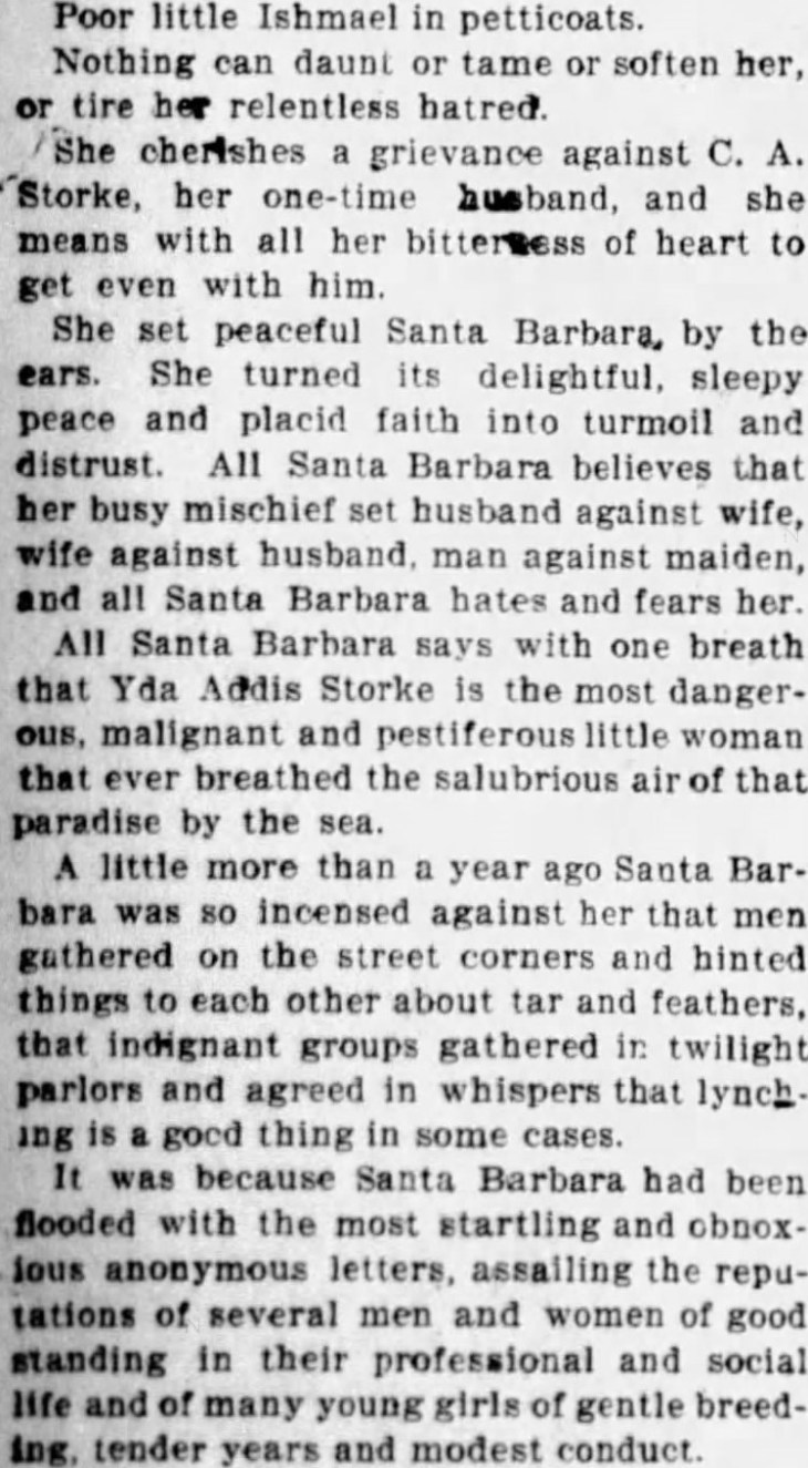 Woman Who Terrorized a Whole Town detail 2 The_San_Francisco_Examiner_Sun__Nov_11__1900_
