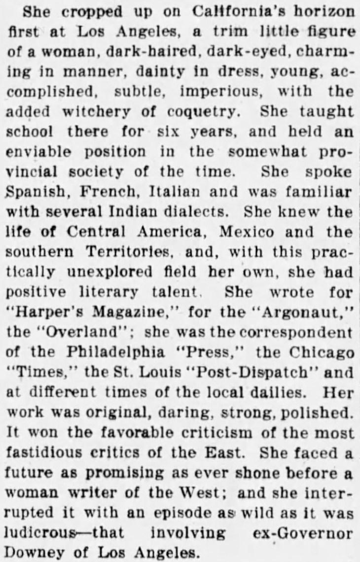 Woman Who Terrorized a Whole Town detail 3 The_San_Francisco_Examiner_Sun__Nov_11__1900_