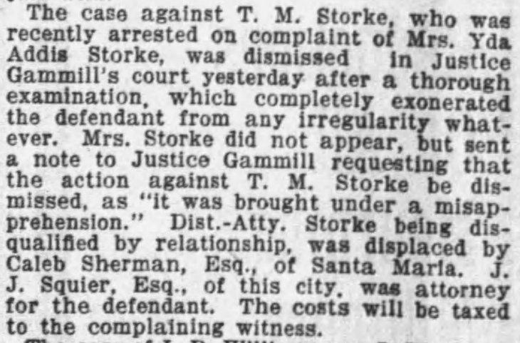 Yda case vs Tom dropped The_Los_Angeles_Times_Fri__Aug_12__1898_