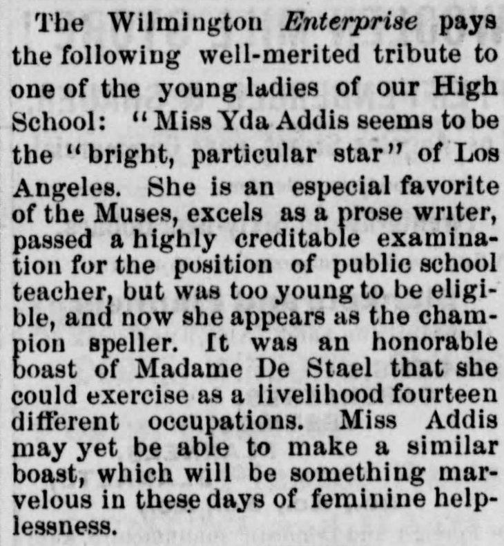 Yda praise Los_Angeles_Herald_Sat__Apr_17__1875_