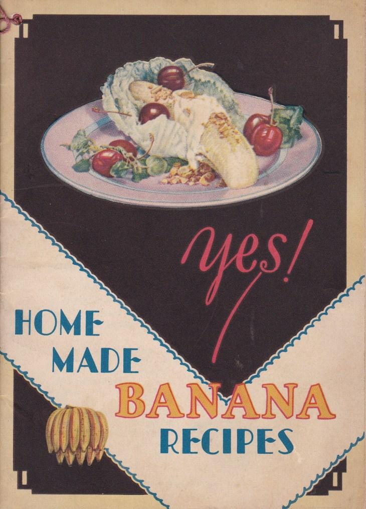 Banana recipe cover