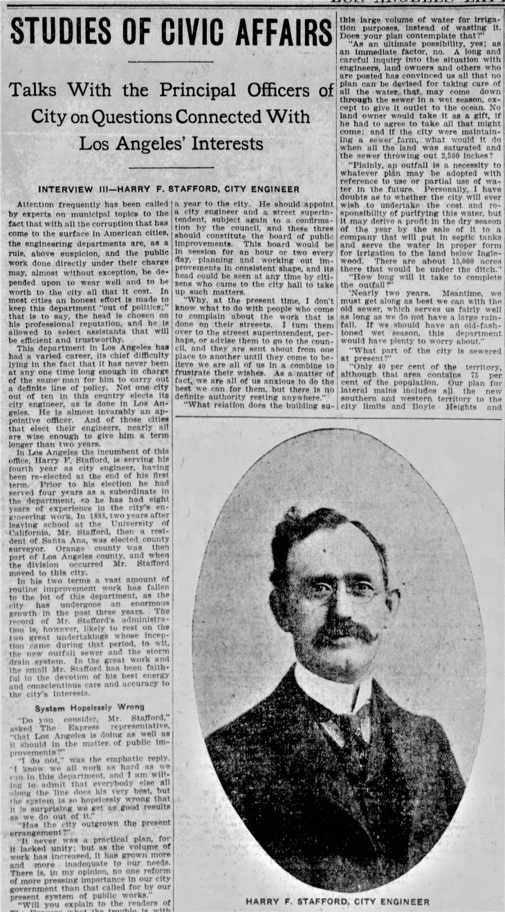 Stafford interview detail Los_Angeles_Express_Sat__Feb_27__1904_