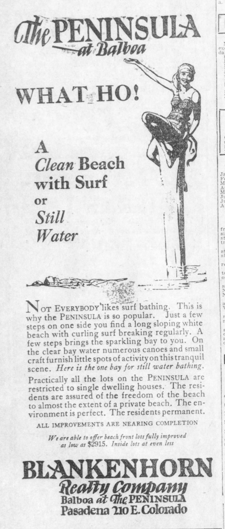 Balboa Peninsula ad Santa_Ana_Register_Wed__Aug_13__1924_