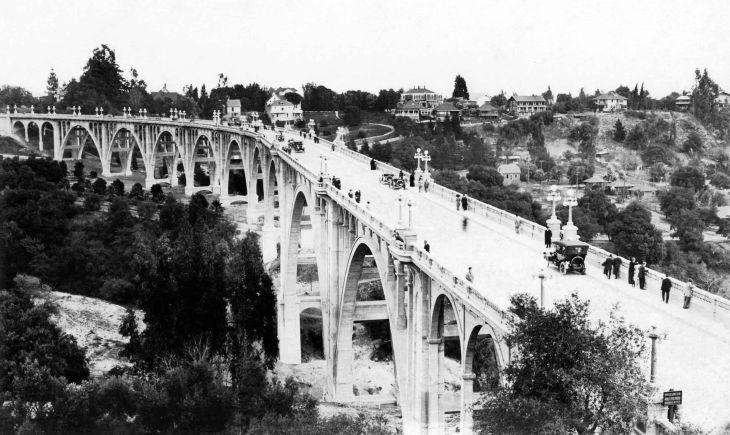 RPPC Arroyo Seco Bridge Colorado Street Bridge 2014.772.1.1