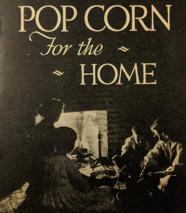 Popcorn for the Home