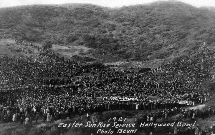 19598 Easter Sunrise Service 2018.76.1.1