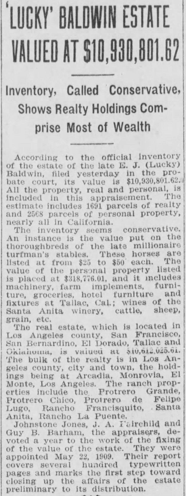 Johnstone Jones Baldwin estate appraiser Los_Angeles_Herald_Tue__Jun_14__1910_