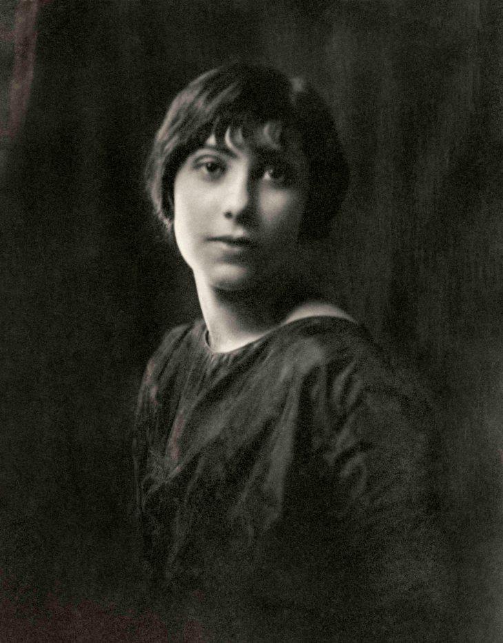 Agnes Temple ca 1925 96.7.95.5