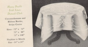 How to Set the Table for Every Occasion, 1918.