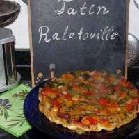 Tarte Tatin Ratatouille