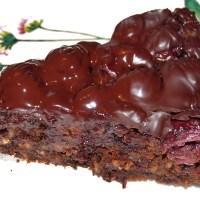 Mein neuer Advents-Lieblingskuchen: Gewürz-TripleChoc-Kirschkuchen