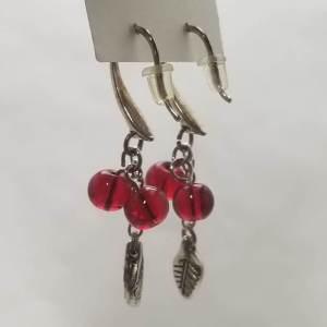 Flathead Cherry Earrings