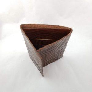 Minimalist Wallet - Wood Grain