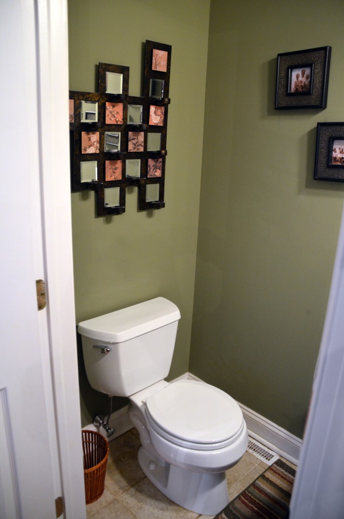 Plans For The Half Bath {my Bathroom}