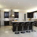 52 Dark Kitchens With Dark Wood Or Black Kitchen Cabinets 2020