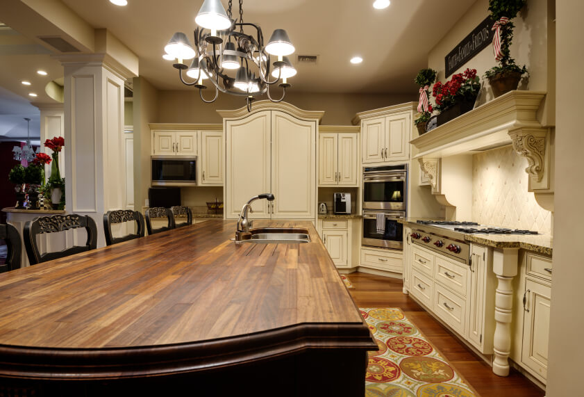 54 Custom Luxury Kitchen Island Ideas  Designs Pictures