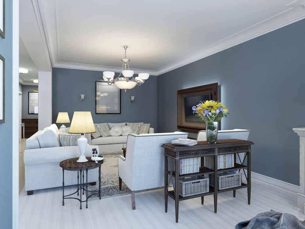 Best Living Room Colors And Color Combinations 2020