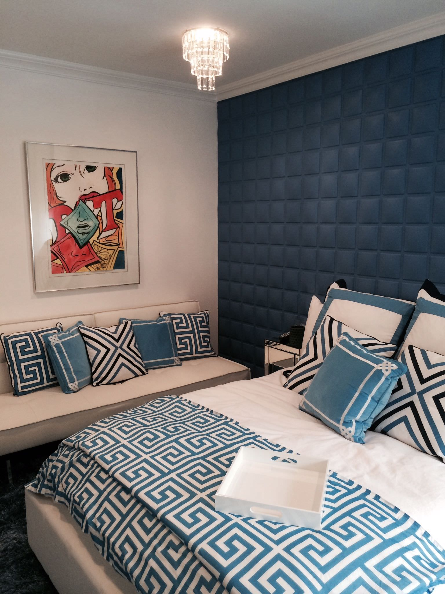 37 Clever Small Primary Bedroom Ideas Photos