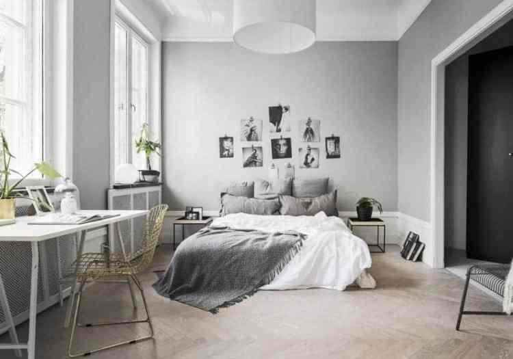 90 Scandinavian Bedroom Ideas Photos