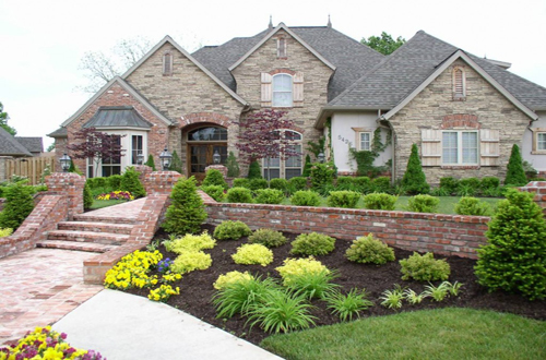 maintenance landscaping ideas