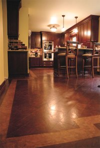 Modern kitchen flooring | Home Trendy