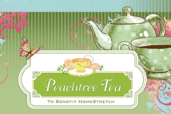 Upcoming Event – Peachtree Tea
