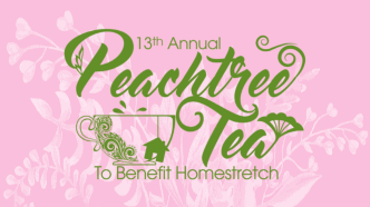 Peachtree Tea benefiting HomeStretch