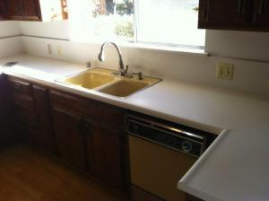 Kitchen at Los Gatos Rental Home