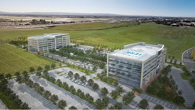 Apple expansion widens in north San Jose