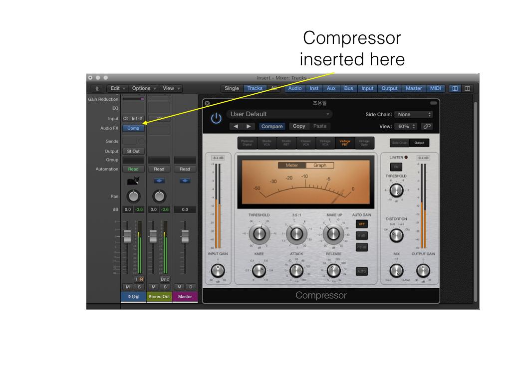 hight resolution of logic compressor