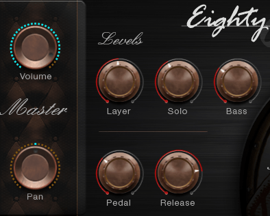 SONiVOX Eighty Eight Ensemble Review master and levels image