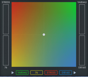 United Plugins FirePresser Review Rainbow Pad