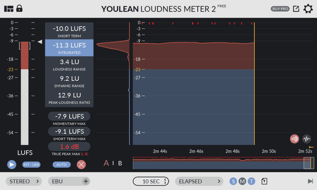 How to Use Youlean Loudness Meter main image
