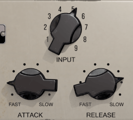 Fuse Audio Labs VCL-515 Review compression section