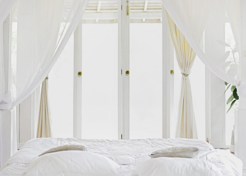 White interior decor