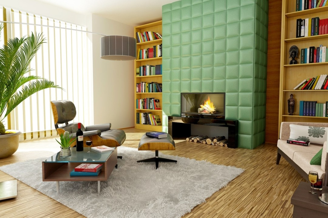 Creating a focal point in a room