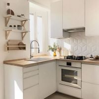 35+ The Secret To Miniature White Kitchen Design Armony Daumesnil 1
