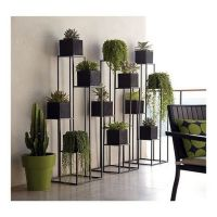 42+ The Nuiances of IKEA SOCKER Plant Flower Pot Stand Room Divider Herbs