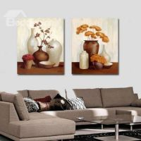 +35 Living Room Art Home Decor Flower Painting Abstract Flower Painting 7