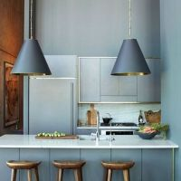 +36 Choosing Good Dark Grey Kitchen With A Natural Stone Top 7