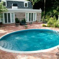 +41 Stunning Ground Pool Design Ideas For Your Backyard Reviews & Guide 1