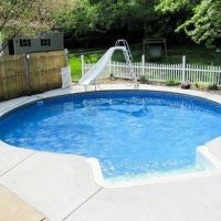 +41 Stunning Ground Pool Design Ideas For Your Backyard Reviews & Guide 7