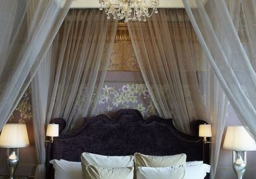 12 Magnificent Bedroom Design with a Panoramic View