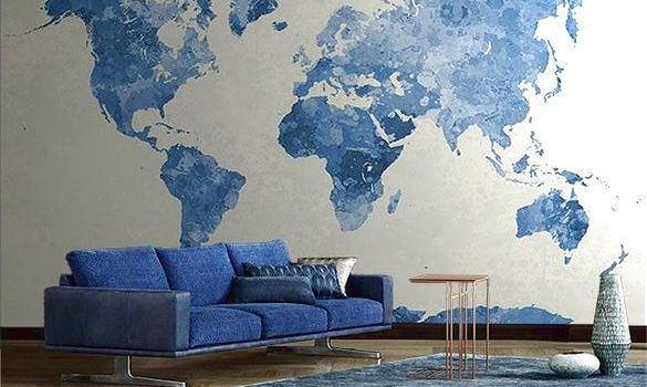 23 Beauty of Blue In Your Home To Bring Coolness Of Nature