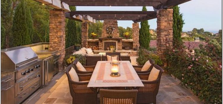 5 Awesome Backyard Patio Design and Decor Ideas
