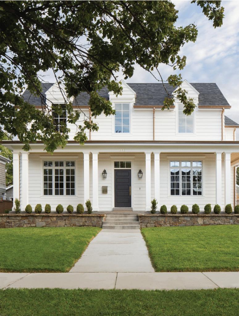 The Best Classic Farmhouse Exterior Home Sweet Farm Home