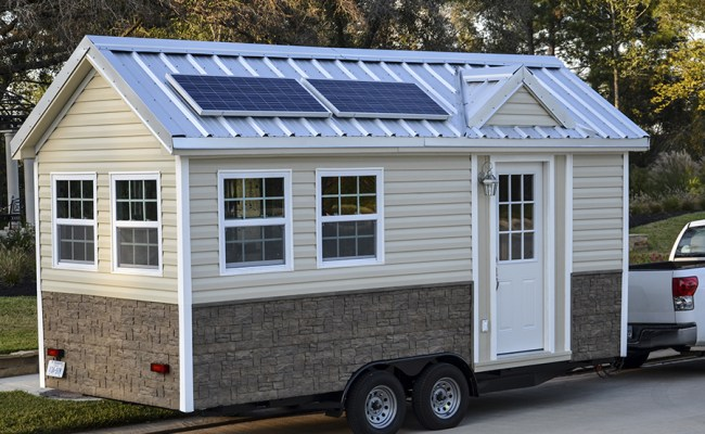 Where Can You Afford To Live Cabins Containers Tiny