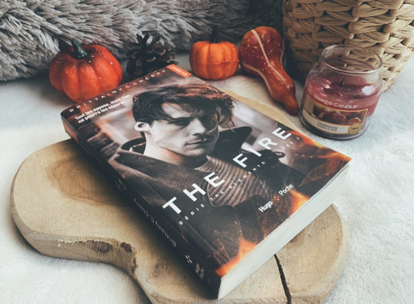 The Fire – Brittainy C.Cherry